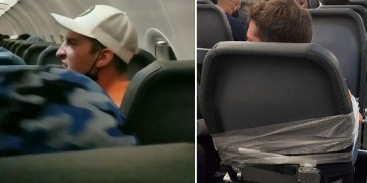 حمله هواپیما: ماکسول بری در هواپیمای فیلی-میامی متهم به حمله ، لمس نامناسب مهمانداران