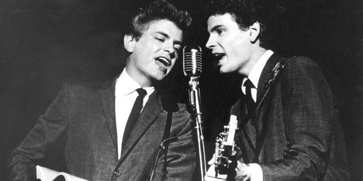 مرگ دون اورلی: نیمی از دوتای اولیه راک اند رول Everly Brothers در 84 سالگی درگذشت