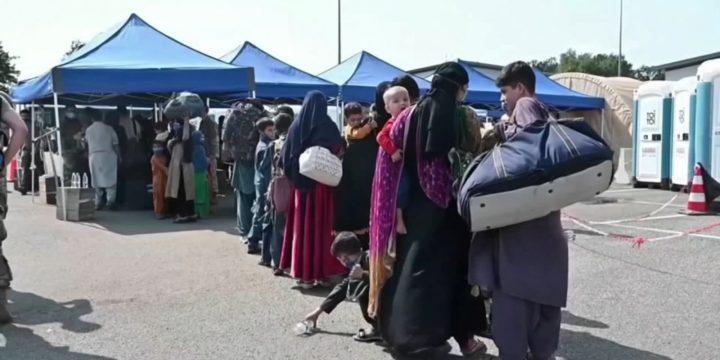 ناوگان هواپیمایی یونایتد به خروج ایمن مهاجران افغان و آمریکایی ها کمک می کند
