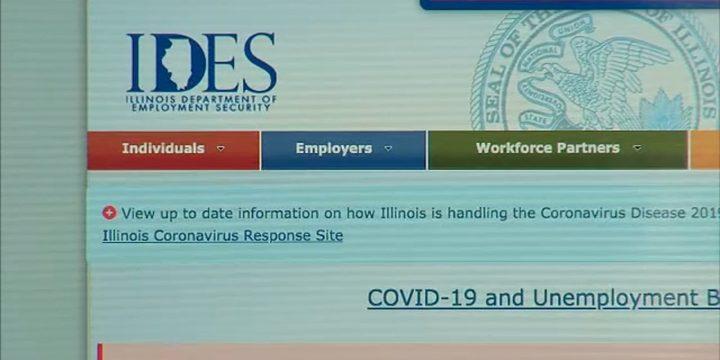 مکانهای بیشتر IDES در ایلینوی برای خدمات مزایای بیکاری شخصی باز است